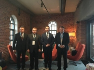 The official delegation of Vinnitsa region visited Lodz Province in the Republic of Poland with a working visit