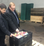 Enterprises of processing industry are a mainstay of Vinnitsa region economy